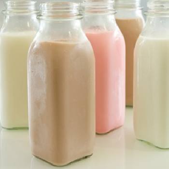 Flavoured milks
