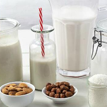Grain and seed milks